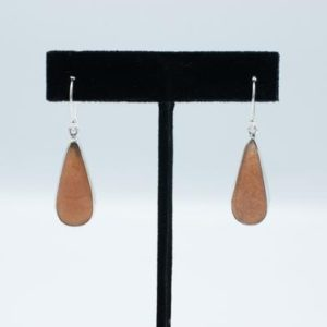 Shop Sunstone Earrings! Sunstone Earrings // Sunstone Jewelry // Sterling Silver // Village Silversmith | Natural genuine Sunstone earrings. Buy crystal jewelry, handmade handcrafted artisan jewelry for women.  Unique handmade gift ideas. #jewelry #beadedearrings #beadedjewelry #gift #shopping #handmadejewelry #fashion #style #product #earrings #affiliate #ad