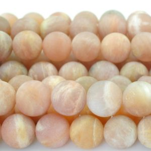 Shop Sunstone Round Beads! Sunstone Beads, Sunstone Matte Beads, Natural Gemstone Beads, Round Beads, 6mm 8mm 10mm 12mm | Natural genuine round Sunstone beads for beading and jewelry making.  #jewelry #beads #beadedjewelry #diyjewelry #jewelrymaking #beadstore #beading #affiliate #ad