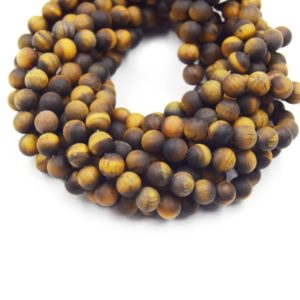 """Shop Tiger Eye Bead Shapes! Tiger Eye Beads 