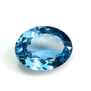 Shop Topaz Shapes! BLUE TOPAZ GEMSTONE – Faceted Gemstone – Oval Shape Topaz – Natural Blue Topaz – Loose Gemstone 9.40 Ct Jewelry Making 15x11x6 mm   Natural genuine stones & crystals in various shapes & sizes. Buy raw cut, tumbled, or polished gemstones for making jewelry or crystal healing energy vibration raising reiki stones. #crystals #gemstones #crystalhealing #crystalsandgemstones #energyhealing #affiliate #ad