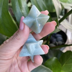 Shop Amazonite Shapes! Amazonite Merkaba | Natural genuine stones & crystals in various shapes & sizes. Buy raw cut, tumbled, or polished gemstones for making jewelry or crystal healing energy vibration raising reiki stones. #crystals #gemstones #crystalhealing #crystalsandgemstones #energyhealing #affiliate #ad
