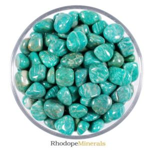 Shop Tumbled Amazonite Crystals & Pocket Stones! 3 Amazonite Tumbled Stones, Amazonite Tumbled Stones, Amazonite Tumbled Stone, Zodiac Amazonite Stones, Healing Amazonite Stones, Amazonite | Natural genuine stones & crystals in various shapes & sizes. Buy raw cut, tumbled, or polished gemstones for making jewelry or crystal healing energy vibration raising reiki stones. #crystals #gemstones #crystalhealing #crystalsandgemstones #energyhealing #affiliate #ad