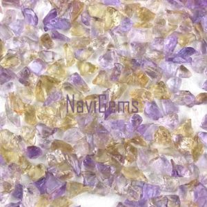 Shop Ametrine Chip & Nugget Beads! Aaa Quality 50 Piece Natural Ametrine Rough, ametrine Rough Gemstone For Jewelry, loose Rough Gemstone, ametrine, 6-8 Mm Approx, wholesale Price   Natural genuine chip Ametrine beads for beading and jewelry making.  #jewelry #beads #beadedjewelry #diyjewelry #jewelrymaking #beadstore #beading #affiliate #ad