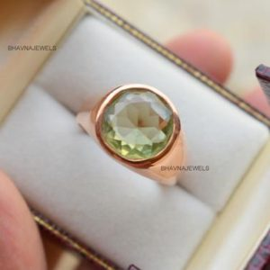 Shop Apatite Rings! Green Apatite Ring, 22k Gold Fill, Men Ring, Women Ring, 925 Sterling Silver Ring, Apatite Gemstone, Gift Ring, Jewelry Gift   Natural genuine Apatite rings, simple unique handcrafted gemstone rings. #rings #jewelry #shopping #gift #handmade #fashion #style #affiliate #ad
