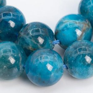 Shop Apatite Round Beads! 41 / 20 Pcs – 9-10MM Apatite Beads Grade A Genuine Natural Round Gemstone Loose Beads (106013)   Natural genuine round Apatite beads for beading and jewelry making.  #jewelry #beads #beadedjewelry #diyjewelry #jewelrymaking #beadstore #beading #affiliate #ad