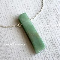 Green Aventurine Necklace – Aventurine Crystal – Sterling Silver Aventurine Pendant – Aventurine Stone – Aventurine – Aventurine Jewelry | Natural genuine Gemstone jewelry. Buy crystal jewelry, handmade handcrafted artisan jewelry for women.  Unique handmade gift ideas. #jewelry #beadedjewelry #beadedjewelry #gift #shopping #handmadejewelry #fashion #style #product #jewelry #affiliate #ad