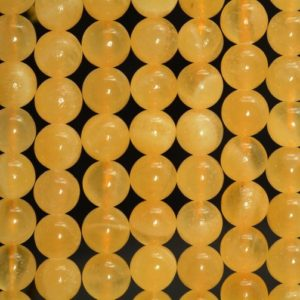 10mm Genuine Rare Yellow Calcite Gemstone Grade Aaa Round Loose Beads 7.5 Inch Half Strand (80007137 H-a244) | Natural genuine beads Array beads for beading and jewelry making.  #jewelry #beads #beadedjewelry #diyjewelry #jewelrymaking #beadstore #beading #affiliate #ad