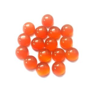 Shop Carnelian Cabochons! 10 pieces 3mm Carnelian Cabochon Round Gemstone, Orange CARNELIAN Round Cabochon AAA Quality gemstone, Carnelian Cabochon Round Flat | Natural genuine stones & crystals in various shapes & sizes. Buy raw cut, tumbled, or polished gemstones for making jewelry or crystal healing energy vibration raising reiki stones. #crystals #gemstones #crystalhealing #crystalsandgemstones #energyhealing #affiliate #ad