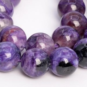 Shop Charoite Round Beads! 21 Pcs – 9MM Multicolor Charoite Beads Russia Grade A+ Genuine Natural Round Gemstone Loose Beads (108952) | Natural genuine round Charoite beads for beading and jewelry making.  #jewelry #beads #beadedjewelry #diyjewelry #jewelrymaking #beadstore #beading #affiliate #ad