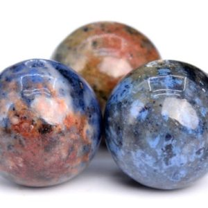 Shop Dumortierite Beads! 39 / 19 Pcs – 9-10MM South Africa Blue Dumortierite Beads Grade AAA Genuine Natural Round Gemstone Loose Beads (103014) | Natural genuine round Dumortierite beads for beading and jewelry making.  #jewelry #beads #beadedjewelry #diyjewelry #jewelrymaking #beadstore #beading #affiliate #ad