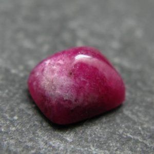 Shop Emerald Stones & Crystals! Beautiful Rare Gem Bixbite Red Beryl Emerald Cabochon From Utah USA – 2.74 Carats – 9x8mm | Natural genuine stones & crystals in various shapes & sizes. Buy raw cut, tumbled, or polished gemstones for making jewelry or crystal healing energy vibration raising reiki stones. #crystals #gemstones #crystalhealing #crystalsandgemstones #energyhealing #affiliate #ad