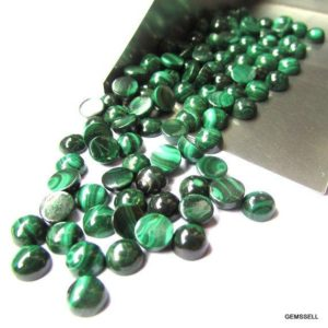 Shop Malachite Cabochons! 10 pieces 4mm Malachite Cabochon Round Loose Gemstone, Malachite Round cabochon have lots of gorgeous Gemstone | Natural genuine stones & crystals in various shapes & sizes. Buy raw cut, tumbled, or polished gemstones for making jewelry or crystal healing energy vibration raising reiki stones. #crystals #gemstones #crystalhealing #crystalsandgemstones #energyhealing #affiliate #ad