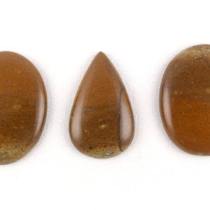 Shop Mookaite Jasper Cabochons! 3 Pieces Lot, natural Mookaite Cabochon Gemstone Lot, mix Shape Mookaite, smooth One Side Flat, wholesale, cabochon, natural Mookaite Jasper, cabs, | Natural genuine stones & crystals in various shapes & sizes. Buy raw cut, tumbled, or polished gemstones for making jewelry or crystal healing energy vibration raising reiki stones. #crystals #gemstones #crystalhealing #crystalsandgemstones #energyhealing #affiliate #ad