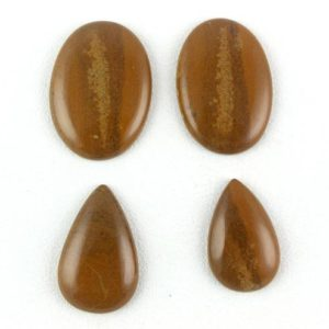 Shop Mookaite Jasper Cabochons! 4 Pieces Lot, natural Mookaite Cabochon Gemstone Lot, mix Shape Mookaite, smooth One Side Flat, pear Cabochon, natural Mookaite Jasper, oval Cabs | Natural genuine stones & crystals in various shapes & sizes. Buy raw cut, tumbled, or polished gemstones for making jewelry or crystal healing energy vibration raising reiki stones. #crystals #gemstones #crystalhealing #crystalsandgemstones #energyhealing #affiliate #ad