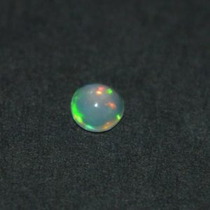 Shop Opal Shapes! Natural Welo Ethiopian Opal 7 X 7 X 4 MM Round Shape Loose Gemstone | Natural genuine stones & crystals in various shapes & sizes. Buy raw cut, tumbled, or polished gemstones for making jewelry or crystal healing energy vibration raising reiki stones. #crystals #gemstones #crystalhealing #crystalsandgemstones #energyhealing #affiliate #ad