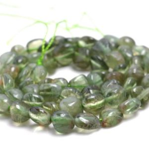 Shop Peridot Chip & Nugget Beads! 6-7mm Peridot Gemstone Pebble Nugget Granule Loose Beads 15.5 Inch Full Strand (80001910-a28) | Natural genuine chip Peridot beads for beading and jewelry making.  #jewelry #beads #beadedjewelry #diyjewelry #jewelrymaking #beadstore #beading #affiliate #ad