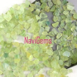 Shop Prehnite Chip & Nugget Beads! Best Quality 50 Piece Natural Prehnite Rough, loosegemstone, 6-8mm Approx, rough Gemstone, prehnite, makingjewelry, undrilled Rough, wholesaleprice | Natural genuine chip Prehnite beads for beading and jewelry making.  #jewelry #beads #beadedjewelry #diyjewelry #jewelrymaking #beadstore #beading #affiliate #ad