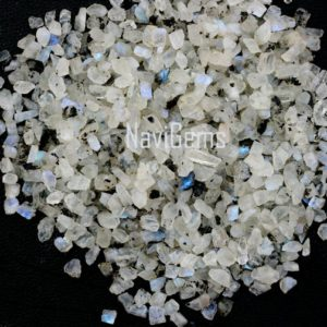 Shop Rainbow Moonstone Chip & Nugget Beads! 50 Pieces Natural Rainbow Moonstone, 6-8 MM, Moonstone,Natural Moonstone,Rough Moonstone,Natural Rainbow Rough,Rainbow Fire Moonstone Stone   Natural genuine chip Rainbow Moonstone beads for beading and jewelry making.  #jewelry #beads #beadedjewelry #diyjewelry #jewelrymaking #beadstore #beading #affiliate #ad