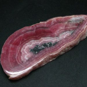 """Shop Rhodochrosite Shapes! Rhodochrosite Large Slab From Argentina – 3.8""""   Natural genuine stones & crystals in various shapes & sizes. Buy raw cut, tumbled, or polished gemstones for making jewelry or crystal healing energy vibration raising reiki stones. #crystals #gemstones #crystalhealing #crystalsandgemstones #energyhealing #affiliate #ad"""