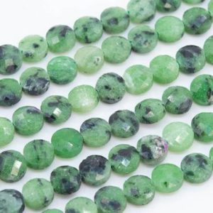 """Shop Ruby Zoisite Bead Shapes! 6x4MM Ruby Zoisite Beads AAA Genuine Natural Gemstone Loose Beads 15.5"""" / 7.5"""" Bulk Lot Options (111055)   Natural genuine other-shape Ruby Zoisite beads for beading and jewelry making.  #jewelry #beads #beadedjewelry #diyjewelry #jewelrymaking #beadstore #beading #affiliate #ad"""