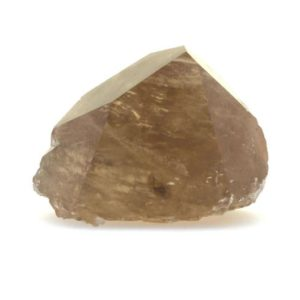 Shop Smoky Quartz Points & Wands! XL Smoky quartz point tip, large rough smoky quartz crystal point top with rough bottom. 370 g (0.81 lb)   Natural genuine stones & crystals in various shapes & sizes. Buy raw cut, tumbled, or polished gemstones for making jewelry or crystal healing energy vibration raising reiki stones. #crystals #gemstones #crystalhealing #crystalsandgemstones #energyhealing #affiliate #ad