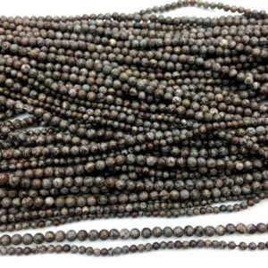 Shop Snowflake Obsidian Bead Shapes! brown gemstone small beads – brown snowflake obsidian – stone spacer beads – 2mm 3mm stone beads – jewelry making supplies -beading supplies | Natural genuine other-shape Snowflake Obsidian beads for beading and jewelry making.  #jewelry #beads #beadedjewelry #diyjewelry #jewelrymaking #beadstore #beading #affiliate #ad