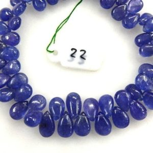 Shop Tanzanite Bead Shapes! On Sale Tanzanite Beads,Tanzanite Tear Drops, Gemstone Briolette Beads,Wholesale Tanzanite Pear Drops Beads, Free ShippingFree Shipping | Natural genuine other-shape Tanzanite beads for beading and jewelry making.  #jewelry #beads #beadedjewelry #diyjewelry #jewelrymaking #beadstore #beading #affiliate #ad