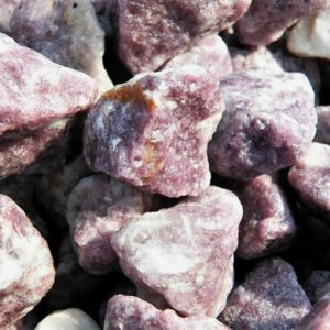 Shop Raw & Rough Lepidolite Stones! 2000 Carat Lots of Lepidolite Rough Plus a FREE Faceted Gemstone | Natural genuine stones & crystals in various shapes & sizes. Buy raw cut, tumbled, or polished gemstones for making jewelry or crystal healing energy vibration raising reiki stones. #crystals #gemstones #crystalhealing #crystalsandgemstones #energyhealing #affiliate #ad