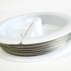 Shop Wire! 70 m jewellery wire anticosyl 0.35 mm | Shop jewelry making and beading supplies, tools & findings for DIY jewelry making and crafts. #jewelrymaking #diyjewelry #jewelrycrafts #jewelrysupplies #beading #affiliate #ad