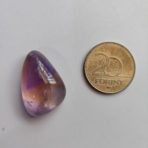 Shop Ametrine Stones & Crystals! Rare High Quality Ametrine Cabochon Random Shape Natural Ametrine gemstone HandPolish Loose Stone For Jewellry Dimensions-32x22x13mm Wt-50ct | Natural genuine stones & crystals in various shapes & sizes. Buy raw cut, tumbled, or polished gemstones for making jewelry or crystal healing energy vibration raising reiki stones. #crystals #gemstones #crystalhealing #crystalsandgemstones #energyhealing #affiliate #ad