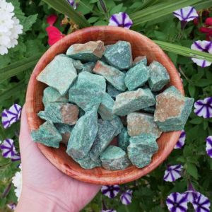 Shop Raw & Rough Aventurine Stones! Green Aventurine Dark Raw Rough Stones   Natural genuine stones & crystals in various shapes & sizes. Buy raw cut, tumbled, or polished gemstones for making jewelry or crystal healing energy vibration raising reiki stones. #crystals #gemstones #crystalhealing #crystalsandgemstones #energyhealing #affiliate #ad