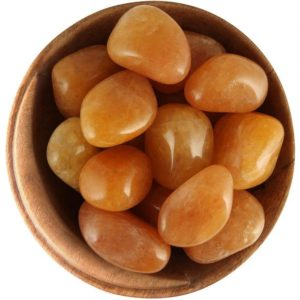 Shop Tumbled Aventurine Crystals & Pocket Stones! 1 Yellow Aventurine – Ethically Sourced Tumbled Stone | Natural genuine stones & crystals in various shapes & sizes. Buy raw cut, tumbled, or polished gemstones for making jewelry or crystal healing energy vibration raising reiki stones. #crystals #gemstones #crystalhealing #crystalsandgemstones #energyhealing #affiliate #ad