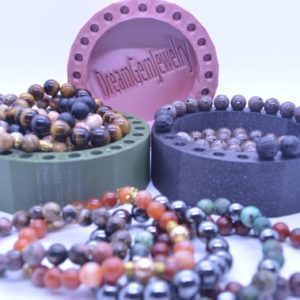 Shop Bead Boards & Trays! Bead Design Tray | Shop jewelry making and beading supplies, tools & findings for DIY jewelry making and crafts. #jewelrymaking #diyjewelry #jewelrycrafts #jewelrysupplies #beading #affiliate #ad