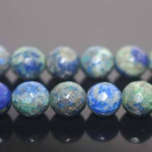 """Shop Chrysocolla Faceted Beads! 128 Faceted Chrysocolla Gemstone Round Beads,6mm 8mm 10mm 12mm Gemstone Beads Bulk Supply,one strand 15""""   Natural genuine faceted Chrysocolla beads for beading and jewelry making.  #jewelry #beads #beadedjewelry #diyjewelry #jewelrymaking #beadstore #beading #affiliate #ad"""