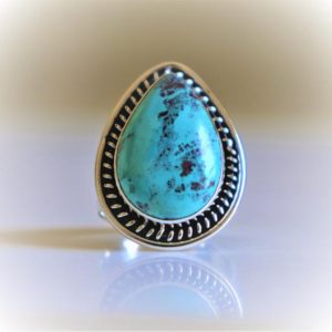 Shop Chrysocolla Rings! Shattuckite Ring, 925 Sterling Silver Ring, Natural Shattuckite Chrysocolla Gemstone Ring, Casual Wear Ring, Christmas gift,Handmade Jewelry | Natural genuine Chrysocolla rings, simple unique handcrafted gemstone rings. #rings #jewelry #shopping #gift #handmade #fashion #style #affiliate #ad
