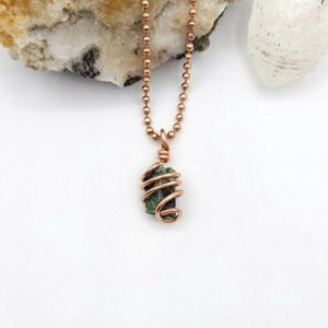 Shop Diopside Pendants! Diopside Necklace, Copper Wire Wrapped Diopside Pendant | Natural genuine Diopside pendants. Buy crystal jewelry, handmade handcrafted artisan jewelry for women.  Unique handmade gift ideas. #jewelry #beadedpendants #beadedjewelry #gift #shopping #handmadejewelry #fashion #style #product #pendants #affiliate #ad