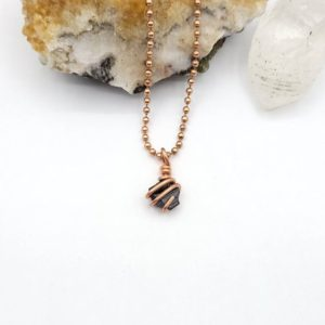 Epidote Necklace, Copper Wire Wrapped Epidote Pendant, Crystal Healing Pendant | Natural genuine Gemstone pendants. Buy crystal jewelry, handmade handcrafted artisan jewelry for women.  Unique handmade gift ideas. #jewelry #beadedpendants #beadedjewelry #gift #shopping #handmadejewelry #fashion #style #product #pendants #affiliate #ad