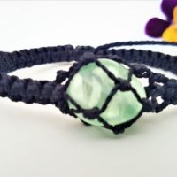 Fluorite Bracelet, Healing Stone Jewelry, Green Fluorite Bracelet, Fluorite Jewelry, Green Fluorite, Heart Chakra, Crystal Healing Bracelet | Natural genuine Gemstone jewelry. Buy crystal jewelry, handmade handcrafted artisan jewelry for women.  Unique handmade gift ideas. #jewelry #beadedjewelry #beadedjewelry #gift #shopping #handmadejewelry #fashion #style #product #jewelry #affiliate #ad