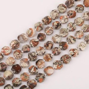 Shop Ocean Jasper Chip & Nugget Beads! Full strand 20mm Ocean Jasper Drilled Faceted Nugget Gemstones Loose Beads Charms Pendants Crafts Necklace Supplies Wholesale | Natural genuine chip Ocean Jasper beads for beading and jewelry making.  #jewelry #beads #beadedjewelry #diyjewelry #jewelrymaking #beadstore #beading #affiliate #ad