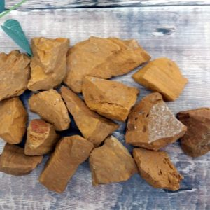 Shop Raw & Rough Jasper Stones! Yellow Jasper Mineral Specimen, Reiki Infused Jasper Rough Rocks, Self Care Healing Crystals | Natural genuine stones & crystals in various shapes & sizes. Buy raw cut, tumbled, or polished gemstones for making jewelry or crystal healing energy vibration raising reiki stones. #crystals #gemstones #crystalhealing #crystalsandgemstones #energyhealing #affiliate #ad