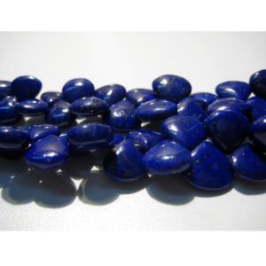 Shop Lapis Lazuli Bead Shapes! 8x8mm To 11x11mm Each Beautiful Blue Lapis Lazuli, Lapis Lazuli Heart Shaped  Plain Briolettes For Jewelry 4 Inch Strand – 20 Pieces Approx   Natural genuine other-shape Lapis Lazuli beads for beading and jewelry making.  #jewelry #beads #beadedjewelry #diyjewelry #jewelrymaking #beadstore #beading #affiliate #ad