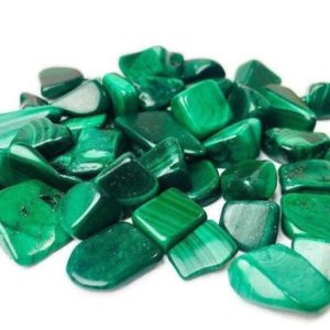 Shop Tumbled Malachite Crystals & Pocket Stones! Malachite Crystal (50g) Malachite Green Swirl Tumbled Malachite Xxs Chips Gravel Shiny Polished Bulk Crystals Mini Gemstone African Congo | Natural genuine stones & crystals in various shapes & sizes. Buy raw cut, tumbled, or polished gemstones for making jewelry or crystal healing energy vibration raising reiki stones. #crystals #gemstones #crystalhealing #crystalsandgemstones #energyhealing #affiliate #ad