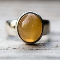 Moonstone Ring Size 7 – Peach Orthoclase Moonstone Size 7 – Peach Orthoclase Moonstone Ring – Peach Moonstone Ring Moonstone | Natural genuine Gemstone jewelry. Buy crystal jewelry, handmade handcrafted artisan jewelry for women.  Unique handmade gift ideas. #jewelry #beadedjewelry #beadedjewelry #gift #shopping #handmadejewelry #fashion #style #product #jewelry #affiliate #ad
