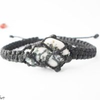 Tree Agate Bracelet, Mens Bracelet, Moss Agate Bracelet, Tree Agate Jewellery, Mans Bracelet, Nature Lovers, Tree Lovers   Natural genuine Gemstone jewelry. Buy handcrafted artisan men's jewelry, gifts for men.  Unique handmade mens fashion accessories. #jewelry #beadedjewelry #beadedjewelry #shopping #gift #handmadejewelry #jewelry #affiliate #ad