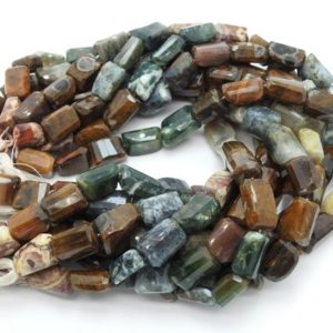 Shop Ocean Jasper Chip & Nugget Beads! Ocean Jasper Faceted Tumble,Nugget,Loose Stone,Handmade 13 Inch 17X11To11X11MM Approx Wholesale Price New Arrival (pme)TU5 | Natural genuine chip Ocean Jasper beads for beading and jewelry making.  #jewelry #beads #beadedjewelry #diyjewelry #jewelrymaking #beadstore #beading #affiliate #ad