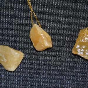 Orange Calcite Necklace // Raw Mexican Calcite // Root Chakra // Healing, Cleansing Gemstones // Gift for her // Boho Jewelry // Gold Fill | Natural genuine Orange Calcite jewelry. Buy crystal jewelry, handmade handcrafted artisan jewelry for women.  Unique handmade gift ideas. #jewelry #beadedjewelry #beadedjewelry #gift #shopping #handmadejewelry #fashion #style #product #jewelry #affiliate #ad