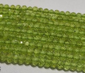 Shop Peridot Faceted Beads! Beautiful Natural Peridot Faceted Rondelle Shape Gemstone Beads | Peridot Faceted Beads | Peridot Rondelle Beads | 3-3.5 MM Peridot Beads | Natural genuine faceted Peridot beads for beading and jewelry making.  #jewelry #beads #beadedjewelry #diyjewelry #jewelrymaking #beadstore #beading #affiliate #ad