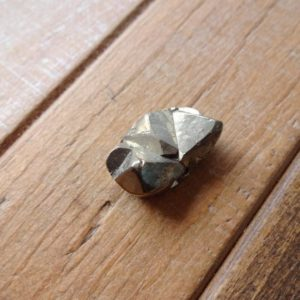 Shop Pyrite Cabochons! Pyrite cubic cabochon 23x15mm   Natural genuine stones & crystals in various shapes & sizes. Buy raw cut, tumbled, or polished gemstones for making jewelry or crystal healing energy vibration raising reiki stones. #crystals #gemstones #crystalhealing #crystalsandgemstones #energyhealing #affiliate #ad