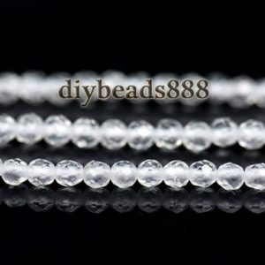 Shop Quartz Crystal Faceted Beads! rock crystal quartz,15 inch strand clear crystal quartz faceted round beads,white quartz,clear quartz,crystal quartz,crystal beads,2mm 3mm   Natural genuine faceted Quartz beads for beading and jewelry making.  #jewelry #beads #beadedjewelry #diyjewelry #jewelrymaking #beadstore #beading #affiliate #ad