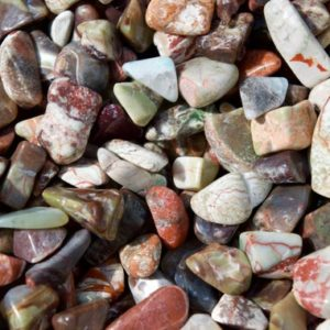 Shop Tumbled Ocean Jasper Crystals & Pocket Stones! Red Ocean Jasper Chips 2oz( 56g) | Natural genuine stones & crystals in various shapes & sizes. Buy raw cut, tumbled, or polished gemstones for making jewelry or crystal healing energy vibration raising reiki stones. #crystals #gemstones #crystalhealing #crystalsandgemstones #energyhealing #affiliate #ad